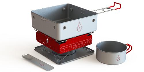 Sterno Stove Kit